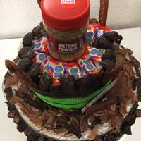 Biltong And Droewors Birthday Cake Jamie Party