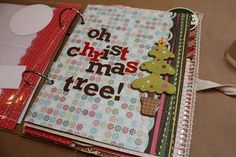 December Daily - I'd like to make it into a year after year journal.....