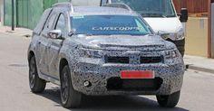 All-New Dacia Duster Reportedly Debuting On June 22 #Dacia #Dacia_Duster