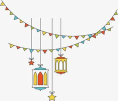 Flags hanging posters of eid al adha PNG and Vector Ramadan Cards, Ramadan Images, Ramadan Gifts, Eid Al Adha, Ramadan Poster, Eid Stickers, Monster Coloring Pages, Eid Crafts, Ramadan Activities