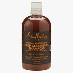 Shea Moisture African Black Soap Deep Cleansing Shampoo Dry Itchy Scalp 13 fl oz for Like the Shea Moisture African Black Soap Deep Cleansing Shampoo Dry Itchy Scalp 13 fl oz? Tea Tree Shampoo, Hair Shampoo, Dry Shampoo, Hydrating Shampoo, Theobroma Cacao, Shea Moisture Black Soap, Deep Cleansing Shampoo, Dandruff Control, Dry Itchy Scalp