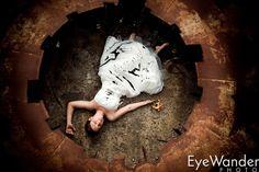 Baton Rouge Bridal Photography | southern bride | creative |  Eye Wander Photo | eyewanderphoto.com