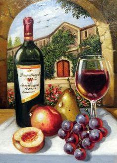 Beaulieu Vineyards by Imre Buvary