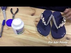 Chinelo Margarida Boreal - YouTube