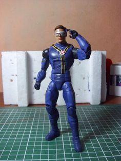 Cyclops (Xmen Apocalypse) (Marvel Legends) Custom Action Figure