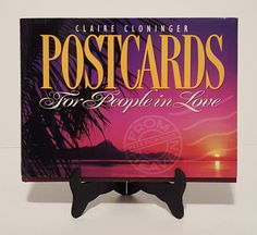 $7.00  POSTCARDS for People in Love...inspirational book available at TavinsChoice.etsy.com