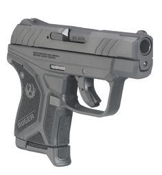 The new Ruger LCP II takes the manufacturer's classic and proven LCP pistol to the next level with a host of functional and ergonomic improvements.
