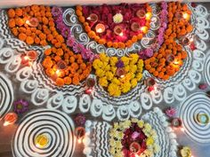 Rangoli by Priyanka Sawant