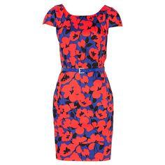 Pop Art Print Dress - Clothing - New In - Portmans