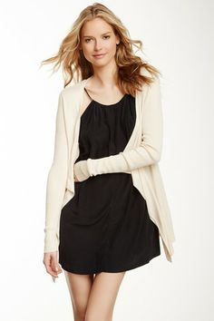 $45.00 $117.00  62% off Open Front Cardigan by Sisters on @HauteLook