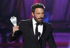 'Argo,' 'Silver Linings Playbook' win at Critics' Choice Awards (Photo: Mario Anzuoni / Reuters) #BenAffleck