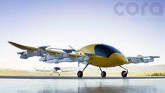 CORA KITTYHAWK FLYING PERSONAL VEHICLE