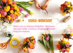 DIY Kukka-workshop by Hey Look