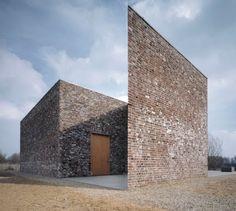 Alvaro Siza and Rudolf Finsterwalder, Insel Hombroich Foundation, Hombroich, Germany