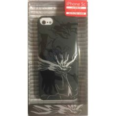 Pokemon Center 2014 Xerneas Yveltal iPhone 5c Mobile Phone Hard Cover