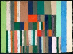 Individualized altimetry of stripes Paul Klee