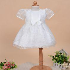 221a84f7d43 Click to Buy    Kids Infant Girls Flower Petals Dress Children Bridesmaid  Toddler