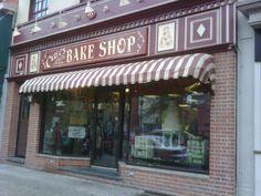Cake Boss's bakery, Hoboken NJ