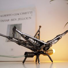 Wall metal sculpture butterfly made of scrap metal parts Metal Art Sculpture, Sculptures For Sale, Art For Sale, Line Art, Butterfly, Gallery, Wall, Artist, Animals