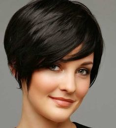 25 Short Hair Trends 2014 - This would be a great transition to growing out.