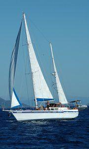 Segeln im Ionischen Meer
