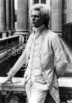 David Bowie Rococo.. some rococo for me and some david bowie for us both @Lynn Harris Medcalf