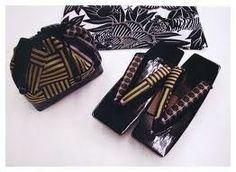 Geta & kimono bag