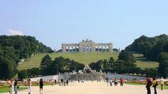 Schunbrunn Palace, Vienna, Austria