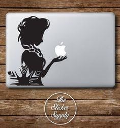 Frozen Decal Elsa Sticker Macbook and Laptop
