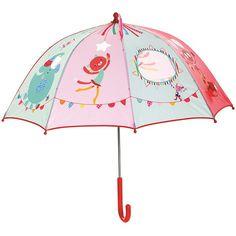 Paraguas El Circo - Lilliputiens