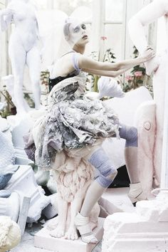 """A Magic World"" by Tim Walker 