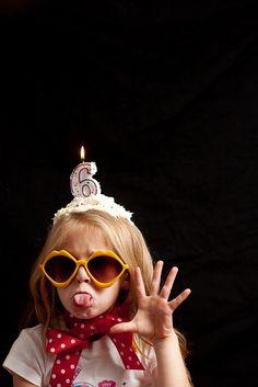 hahaha... great birthday shot to take!