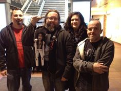 With Q104 Getting ready to go backstage to meet @OfficialOzzy and @OfficialSabbath @HfxMetroCentre pic.twitter.com/a5raKwSGg4