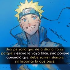 Una persona que ríe #ShuOumaGcrow #Anime #Frases_anime #frases