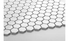 Szeroka oferta płytek ceramicznych/mozaiki. Sprawdź mozaikę Hexagon mały, biały, szkliwiony w najlepszej cenie na RawDecor.pl. Podkreśl wyjątkowość swojego domu!