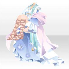 @trade | 聖なるツララと雪百合の少女(PL)