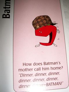 Why Apples to Apples is the best game ever!