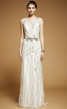 Jenny Packham Bridal Spring 2012: 20's and 30's inspired