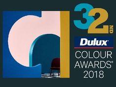 Dulux Colour Awards, April 2018 - Shortlisted Bangalow Residence. Tech Logos, Awards, Colour, School, Color, Colors