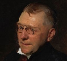 Alla Prima Portrait. John Singer Sargent