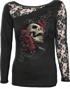 ROSE SKULL F LS Lace Shoulder Blk Spiral Direct, http://www.amazon.co.uk/dp/B00FK1MB8S/ref=cm_sw_r_pi_dp_bEsztb0T4497D