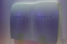 Tonight Elon Musk finally unveiled Tesla Energy, the new battery initiative that is designed to handle power needs for homes, businesses, and even public utilities. The product that's aimed at the...