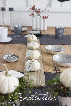 Bloggertreffen und Tischdeko