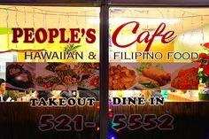 People's Cafe Hawaii