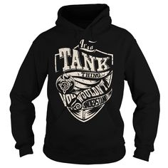 Its a TANK Thing (Dragon) - Last Name, Surname T-Shirt