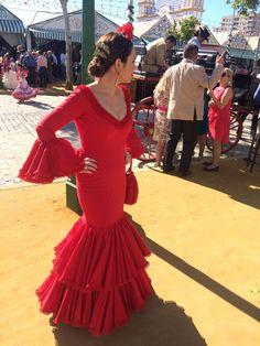 c339dd4372 Las 8 mejores imágenes de Desfile Flamenca Cortegana