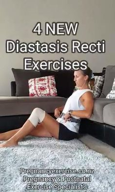 After Baby Workout, Post Baby Workout, Post Pregnancy Workout, Mommy Workout, Fitness Workout For Women, Diastasis Recti Exercises, Pelvic Floor Exercises, Core Exercises, Healing Diastasis Recti