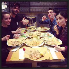 Buona Cena  #buonacena #eataly #smeraldo #fritto #vino #bianco #friends #eataly #smeraldo #fritto #cena #arancini #food #kiss #social_network #pinterest #twitter #tumbrl #Facebook #instagram #foursquare #kiss