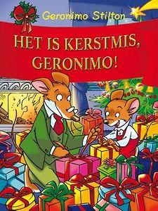 41/53: Het is Kerstmis, Geronimo! - Geronimo Stilton. Grappig boek, leuke verwijzingen, maar qua stijl niet helemaal mijn ding.