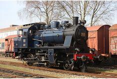 MBS Loc 5 'TWE 152 / ELNA' Swiss Rail, Old Steam Train, Steam Railway, Railway Museum, Train Car, Steam Engine, Steam Locomotive, Diesel Engine, Tourism